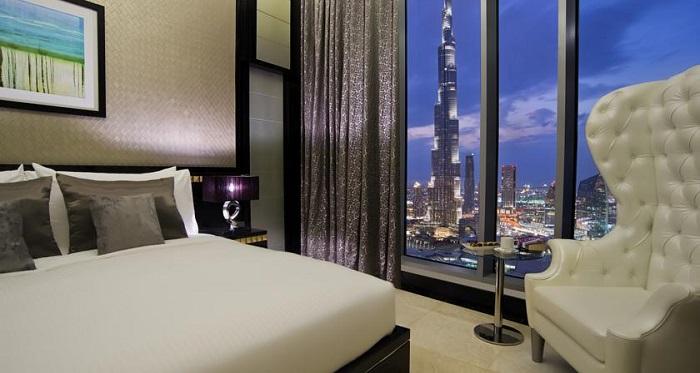 Dubai Mall Hotel Booking