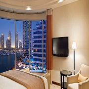 Description Of 3 Bedroom Apartments At Grosvenor House Dubai