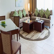 3 & 4 Bedroom Apartments at JA Oasis Beach Tower Apartments Dubai