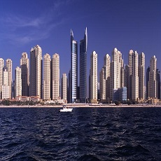 JA Oasis Beach Tower Apartments Dubai