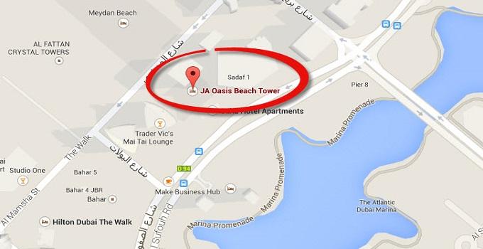 Three Bedroom Apartments At Ja Oasis Beach Tower