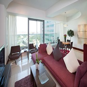 3 Bedroom Apartments at Jumeirah Living World Trade Centre Residence Dubai