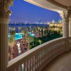Three Bedroom Apartments At Sheraton Grand Hotel Dubai Uae