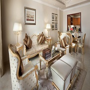 3 Bedroom Suites & 4 Bedroom Penthouse Apartments at Kempinski Hotel & Residences Palm Jumeirah Dubai