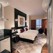 Four Bedroom Apartments at Number One Tower Suites Dubai