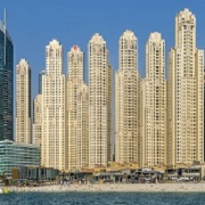 Ramada Plaza Jumeirah Beach Residence Hotel Dubai